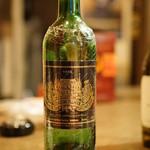 ワイン&紅茶 AITIO - シャトー・パルメ 1975・・シェフの誕生年