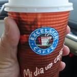 エクセルシオール - ドリンク写真:コーヒーM 350円
