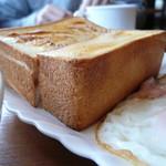 ブレイク - 厚切りトースト