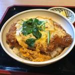 なんぶの郷 - 料理写真:かつ丼
