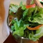 グレイトフルバーガー シカゴギャル's ストア - サラダです