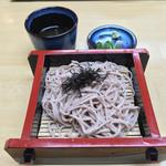 菊屋 - 菊屋(愛媛県宇和島市中央町)味くらべ・ざるそば