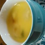 魚よし別荘 - 白子と湯葉の茶碗蒸し