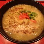 麺屋 松三 - 塩トンコツ