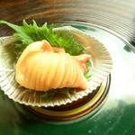 懐石料理 桝田 - 赤貝