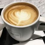 ニコタマ デイズ カフェ - カフェラテ
