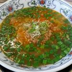 麺や 暁 - 塩台湾ラーメン