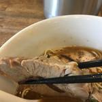 麺屋すみす - よくばり魚節水炊きらーめん