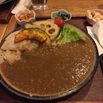 63547379 - 玄米野菜カレー/940円