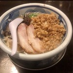 濃厚豚骨NOTON - ゴリ豚750円