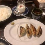 濃厚豚骨NOTON - A定食300円