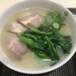 63547974 - チャーシュー麺