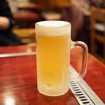 広島っ子 - 生ビール