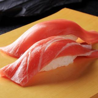 【函館を握る】の意気込みで毎日寿司と真剣勝負