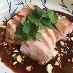 ソの弐 - 料理写真:よだれ鶏