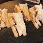 63552630 - 富士の鶏サンド