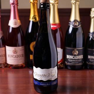 ボトルワインは1,890円から!