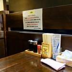 63554705 - [2017/02]セルフうどん やま 徳島駅前店