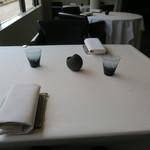 レストラン オオツ - 29年3月 設え