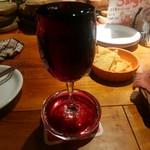 大衆ビストロ 2918 - こぼし赤ワイン