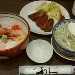 63558875 - 海鮮丼定食