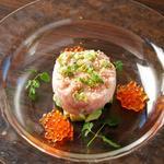 Tokyo Rice Wine - マグロとアボカドのねぎ塩ユッケ