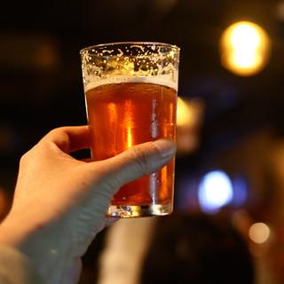毎週水曜日ビール280円!