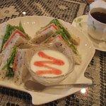 6356372 - サンドイッチモーニング