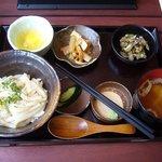 ぽっぽ茶屋 - 料理写真: