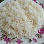 インド・ネパール料理 ディップキッチン - バスマティライス