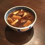 蕎麦cuisine hayakawa - カレー南蛮
