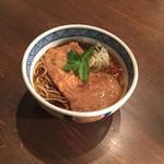 蕎麦cuisine hayakawa - きつねそば