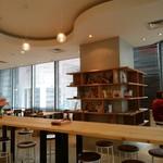 ソルトウォーターテーブル 大丸 東京店 - 癒されます