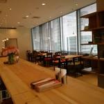 ソルトウォーターテーブル 大丸 東京店 - のどかです