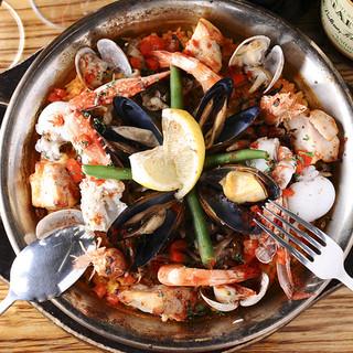 銀座で楽しむ本格スペイン料理