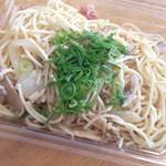 ディオ - 料理写真:舞茸とベーコンの和風パスタ 98円