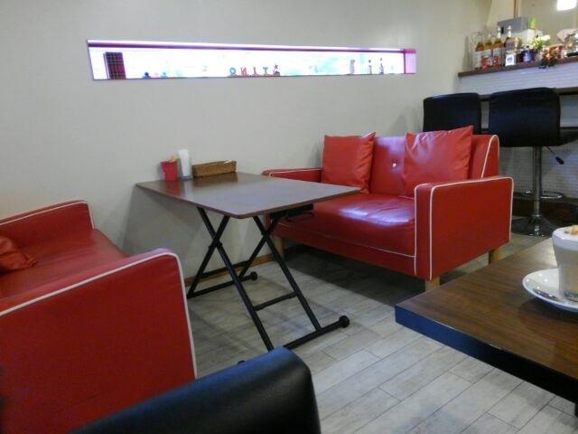 ティーノ カフェ - 店内H29年1月