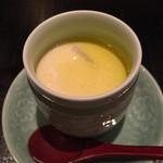 63564588 - 一品目、豆腐の南禅寺蒸し。