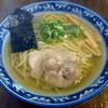 しる商人 - 料理写真:「塩らーめん」580円