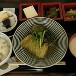 ふく蔵 - 和風だしのロール白菜膳