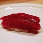 鮨 なかむら - 赤身漬け