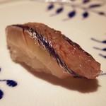 鮨 なかむら - サヨリ昆布〆