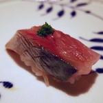 鮨 なかむら - 鯖