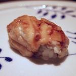 鮨 なかむら - 穴子タレ
