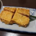 相撲料理 ちゃんこ成山 - 鰻玉