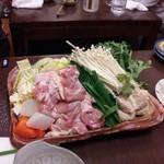 相撲料理 ちゃんこ成山 - ちゃんこ鍋