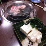 相撲料理 ちゃんこ成山 - ちゃんこ鍋2