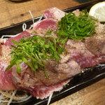 6357148 - マグロほほ肉炙り
