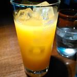 やいま食堂 - マンゴーパインジュース