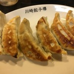 63570724 - 焼き餃子(ひと皿目)